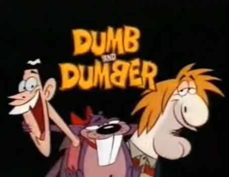 Nothing But Cartoons: Dumb and Dumber - To Bee Or Not To Bee