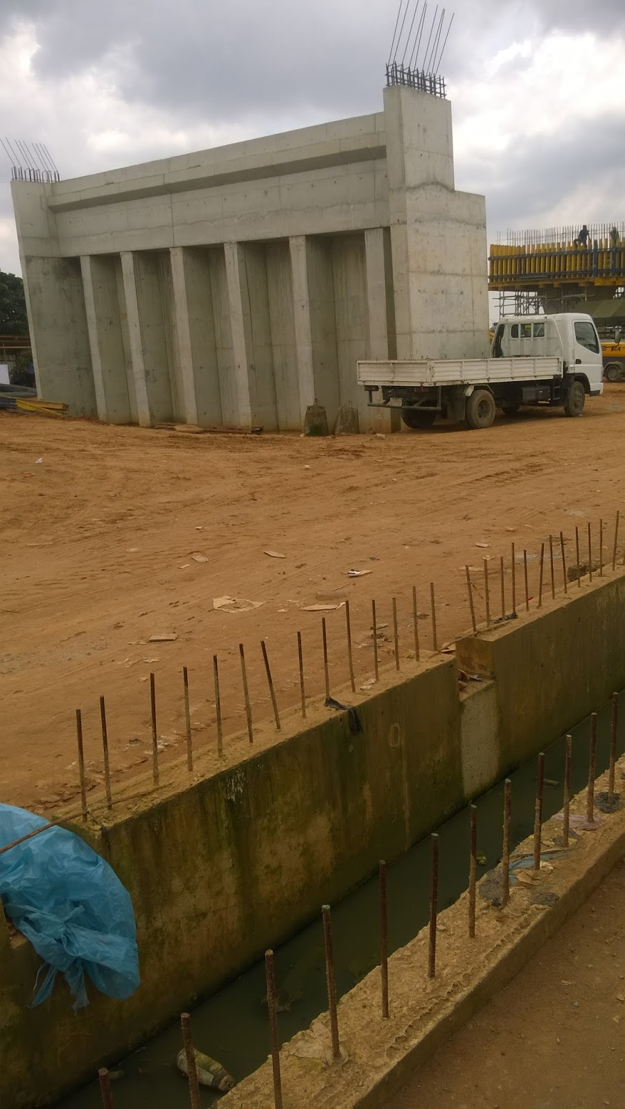 abule egba flyover bridge