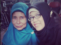 Terimakasih Telah Menjadi Ibuku