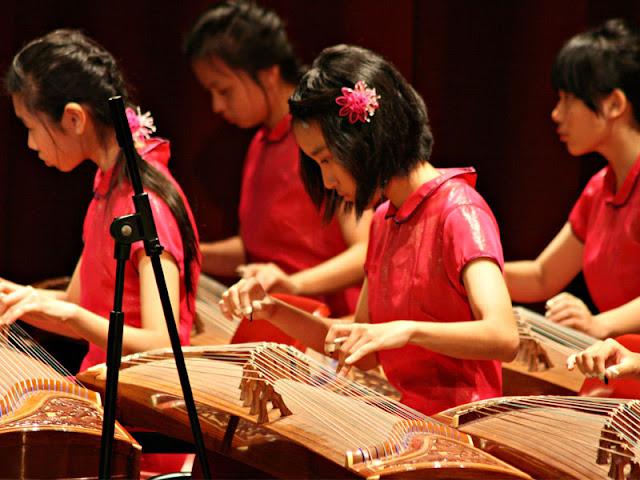 musik tradisional cina