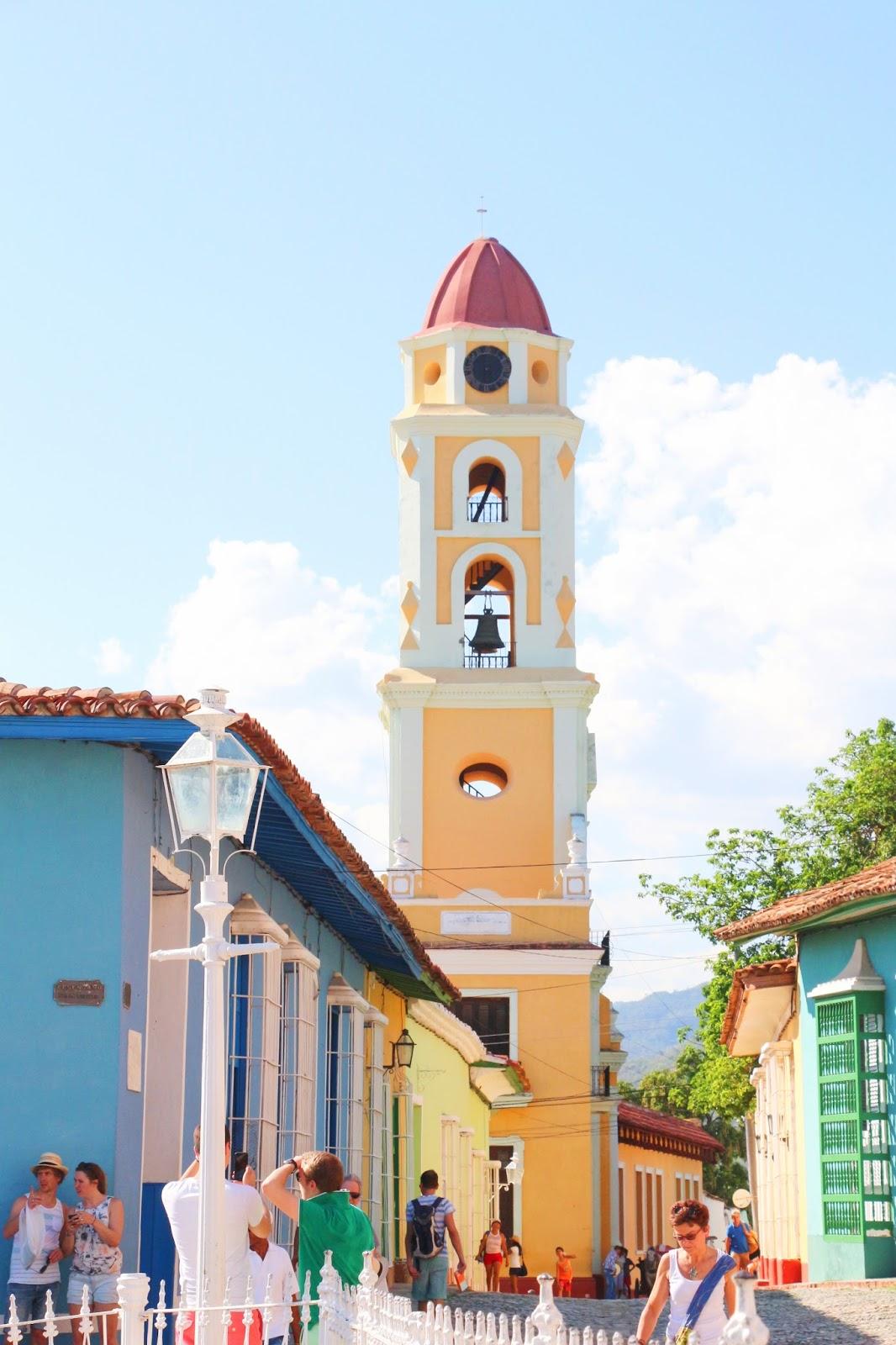 Eglise San Francisco de Asìs, Trinidad - Cuba