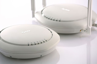 Zyxel Unveils 802.11ac Dual Radio Unified Pro Access Point