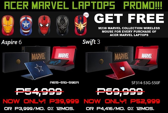 Acer Marvel Edition Laptops Price Drop Announced