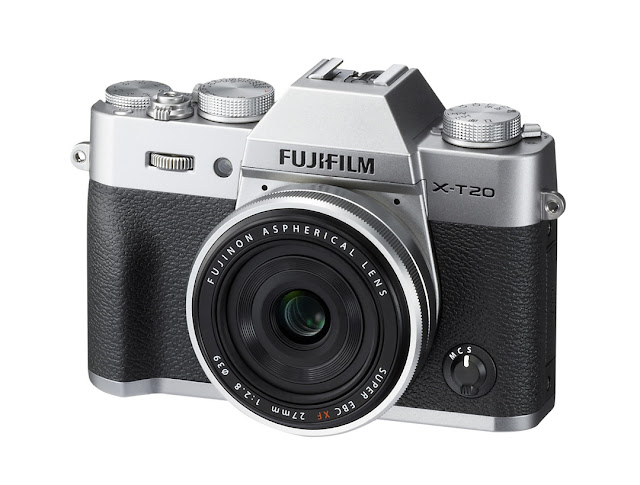 Fotografia della Fuji X-T20