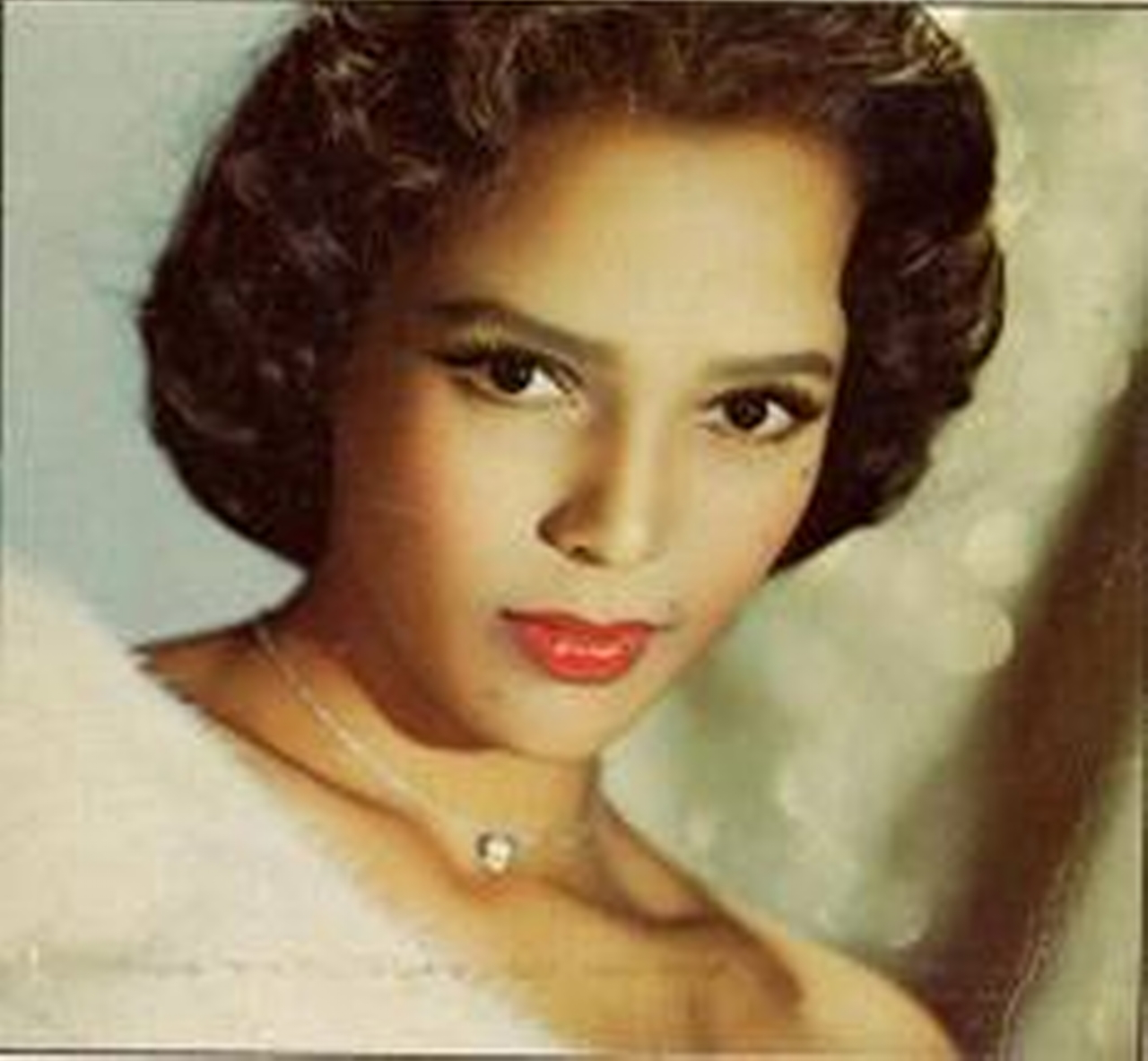 Dorothy Dandridge, Angel Face: Publicity Photographs In Color