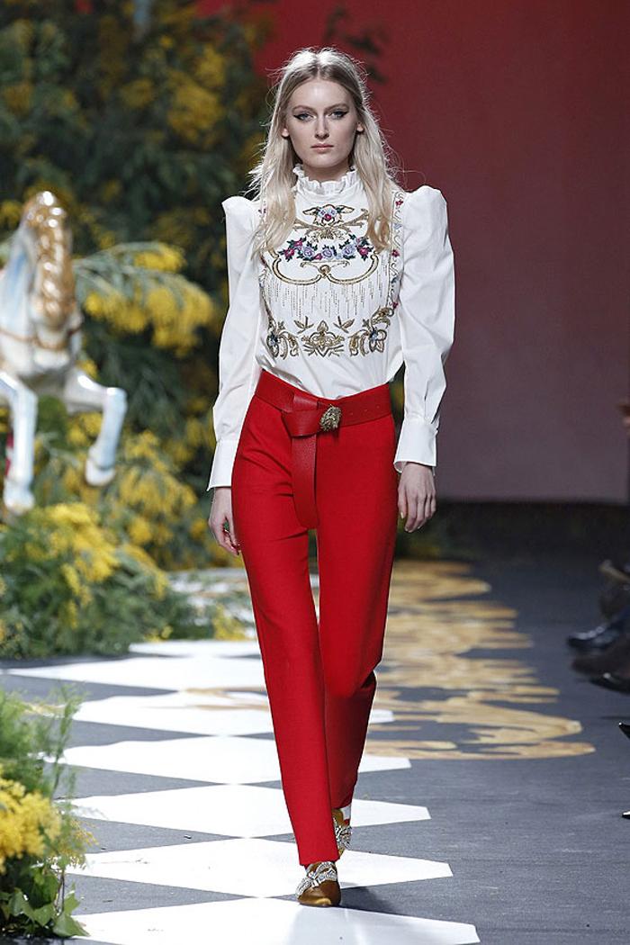 Fashion Week Madrid 2017-2018, es cuestión de estilo , Personal Shopper , Lucía Díez .