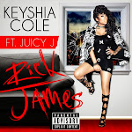 Keyshia Cole - Rick James (feat. Juicy J) - Single  Cover