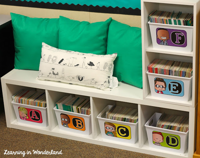 Classroom Bookcase Ideas ~ Ikea bookcase turned bench learning in wonderland