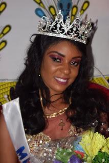 Ms FREDA LUKA WINS THE MOST BEAUTIFUL GIRL IN SOUTHERN KADUNA 2018