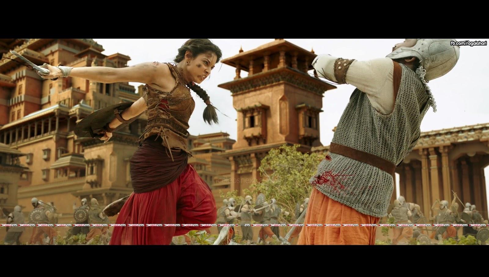 Baahubali 2 4k Movie Stills Exclusive