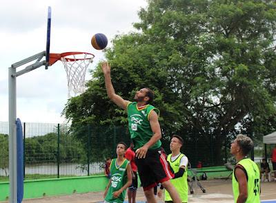 Sesc Verão começa neste sábado em Registro-SP com apresentação de atleta da seleção brasileira de basquete