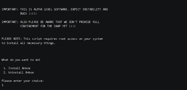 أفضل وأسرع محاكي لتشغيل تطبيقات الأندرويد على توزيعات لينكس