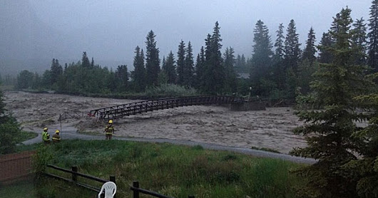 Canmore flood News Trends Hot Blog