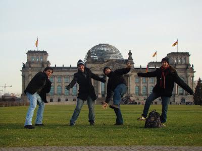 Parlamento alemão, Reichstag, Berlim