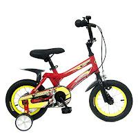 Sepeda Anak Wimcycle Spit Fire BMX 12 Inci