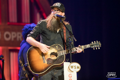Crowder's performance at the Grand Old Opry