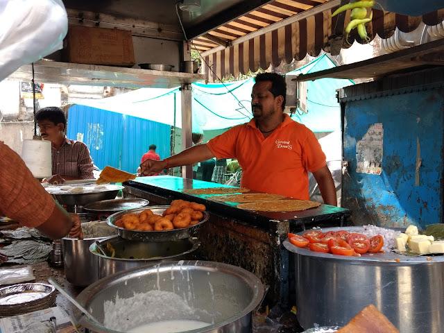 गोविंद डोसा, चार मीनार, हैदराबाद