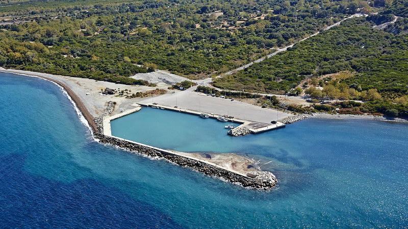 340.000 ευρώ για το λιμανάκι των Θέρμων Σαμοθράκης