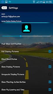 BBM MOD Transparent V2.13.0.22 Apk Terbaru
