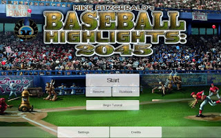 Baseball Highlights 2045 Apk v1.10.1 Mod Full Unlocked Terbaru