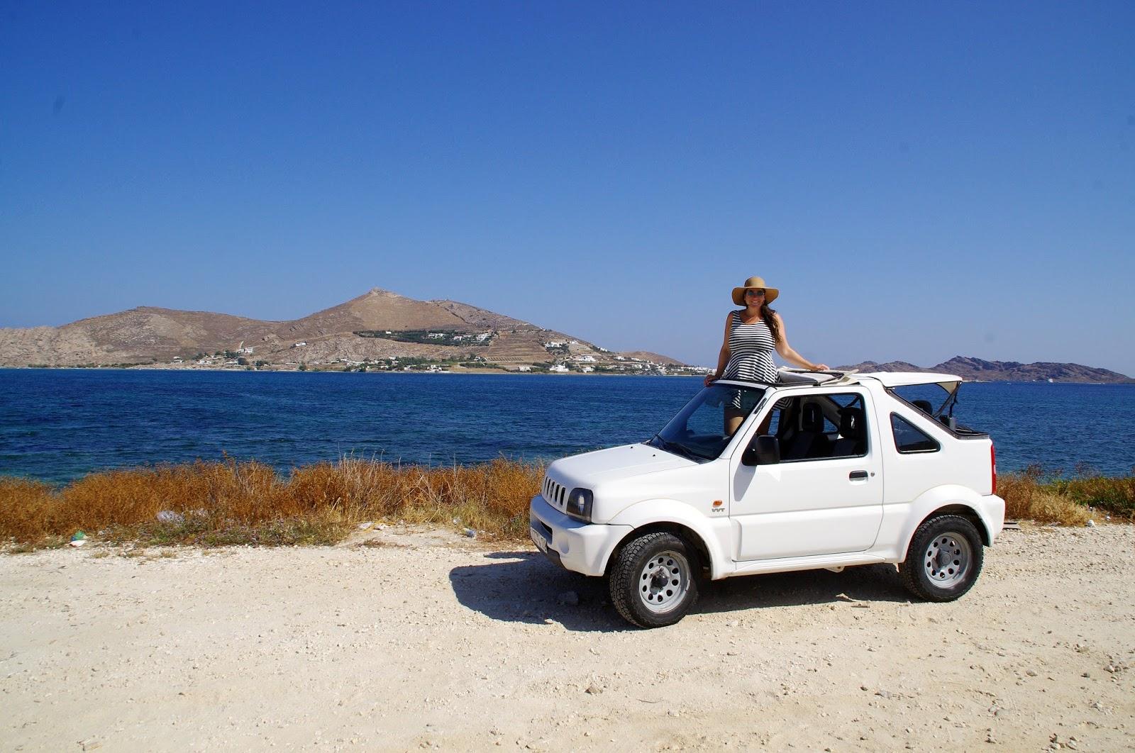 Roadtrip Paros Island