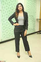Actress Eesha Looks gorgeous in Blazer and T Shirt at Ami Tumi success meet ~  Exclusive 005.JPG
