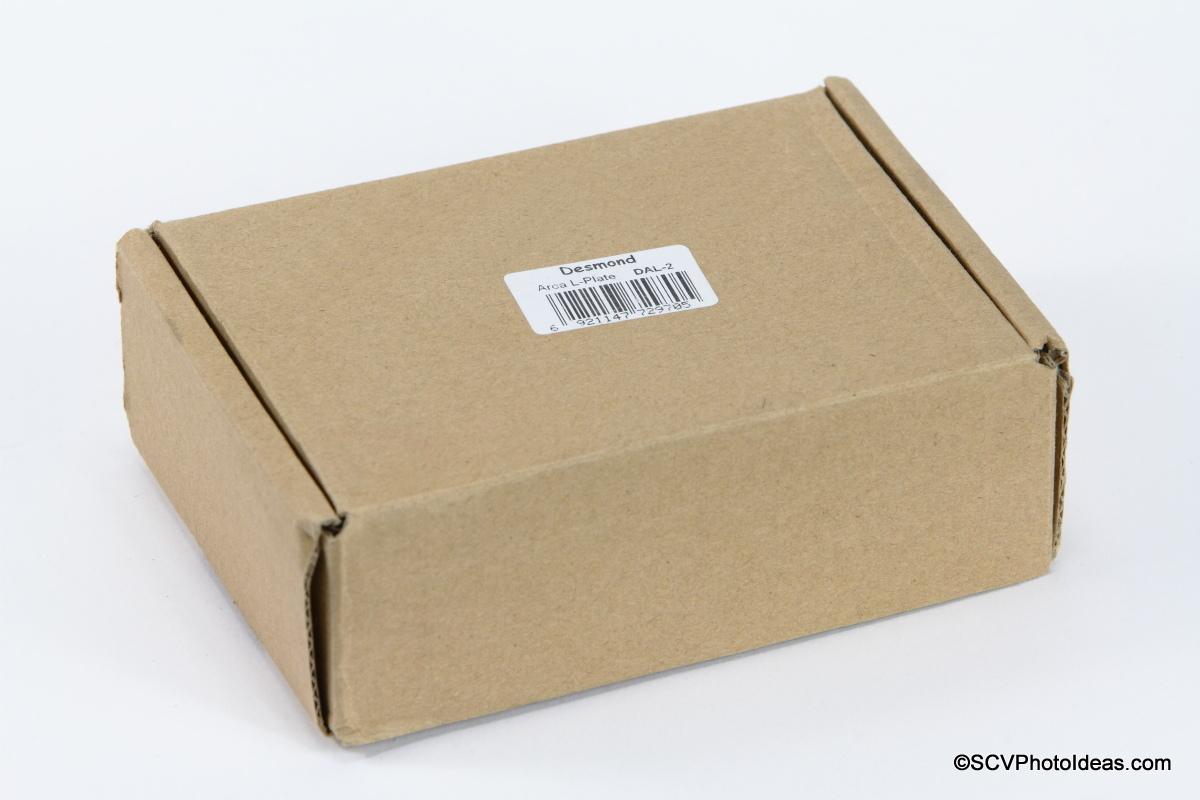 Desmond DAL-02 Box