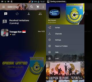 BBM Mod Gresik United