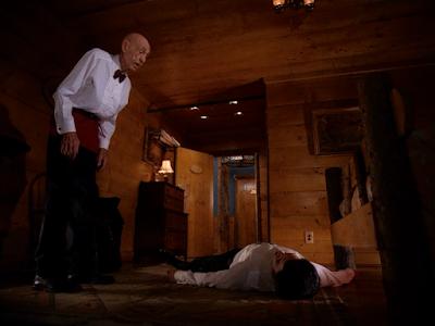 De Volta a Twin Peaks - Segunda Temporada, Episódio 1