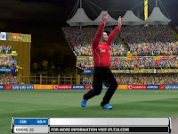 Indian Premier League 2012 Patch Gameplay Screenshot 7