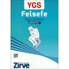 Zirve YGS Felsefe Soru Bankası Çalışma Kitabı (2016)