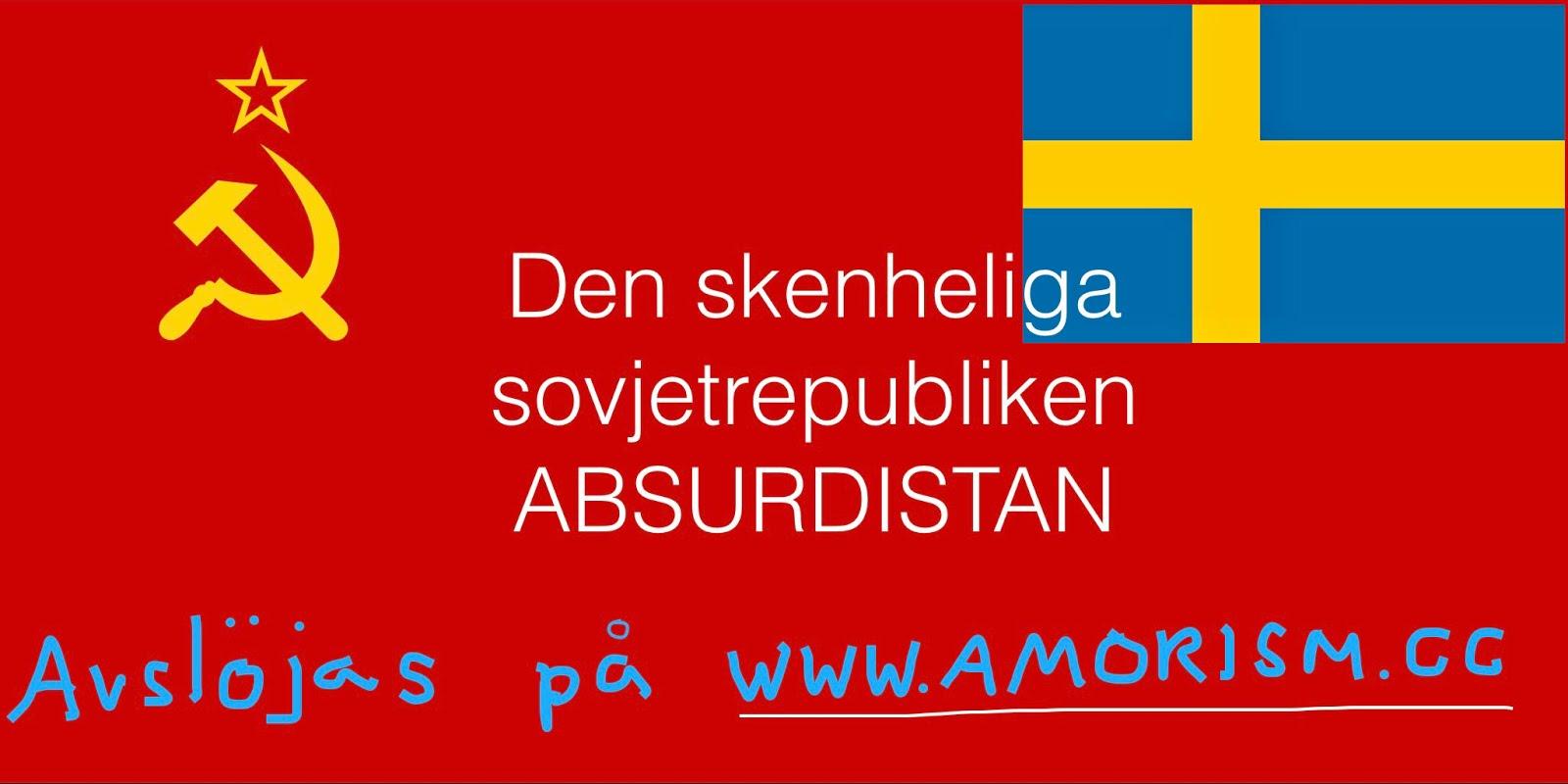 Bild på Absurdistan