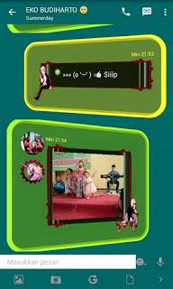 BBM MOD BUBBLE 3D.apk