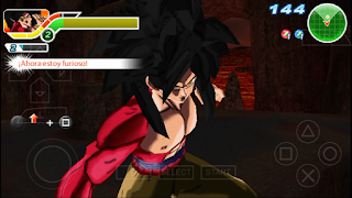 DOWNLOAD!! NOVO (MOD) DRAGON BALL TENKAICHI TAG TEAM PARA CELULARES ANDROID E PC (PPSSPP)  2019