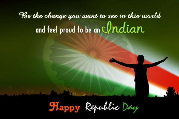 Republic Day Image With Quotes