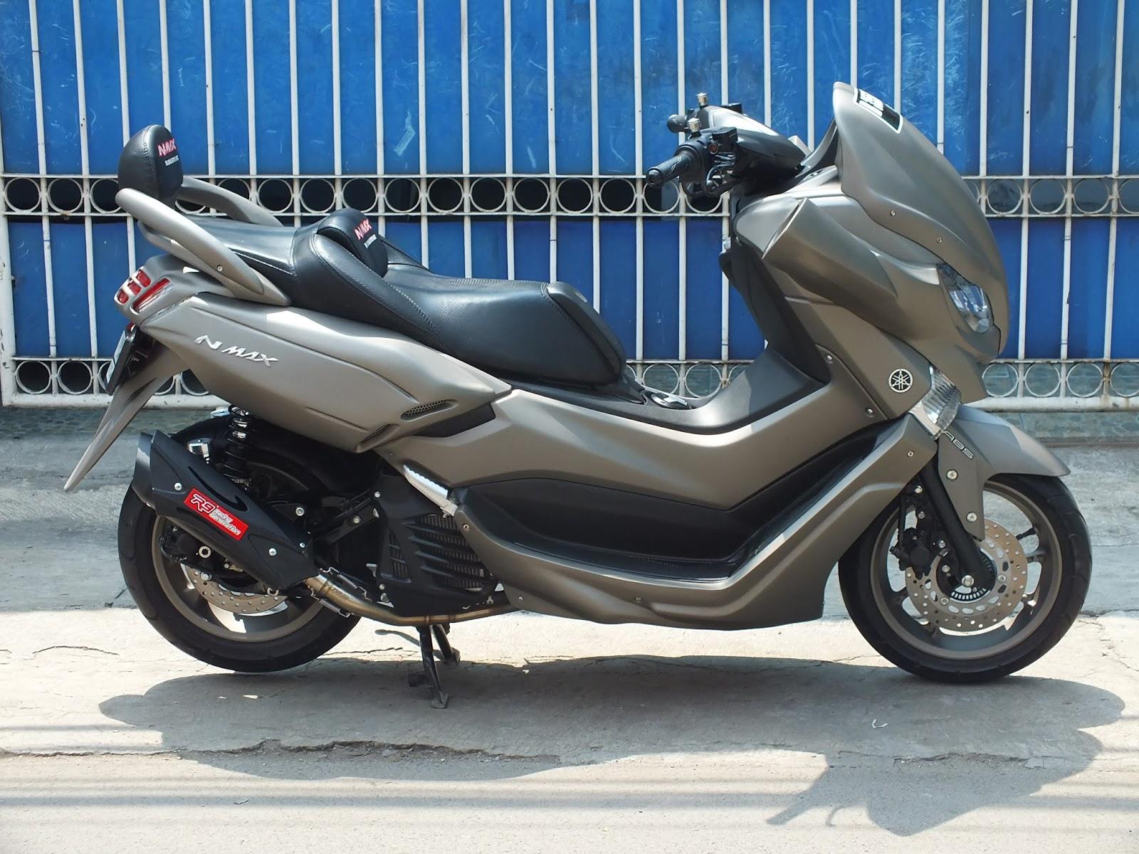 Modifikasi Jok Motor Jok Yamaha Nmax Model Majesty