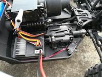 HBX 12889 Thruster Truck LED Plug