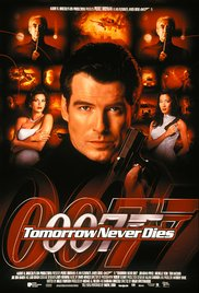 Watch James Bond: Tomorrow Never Dies Online Free 1997 Putlocker