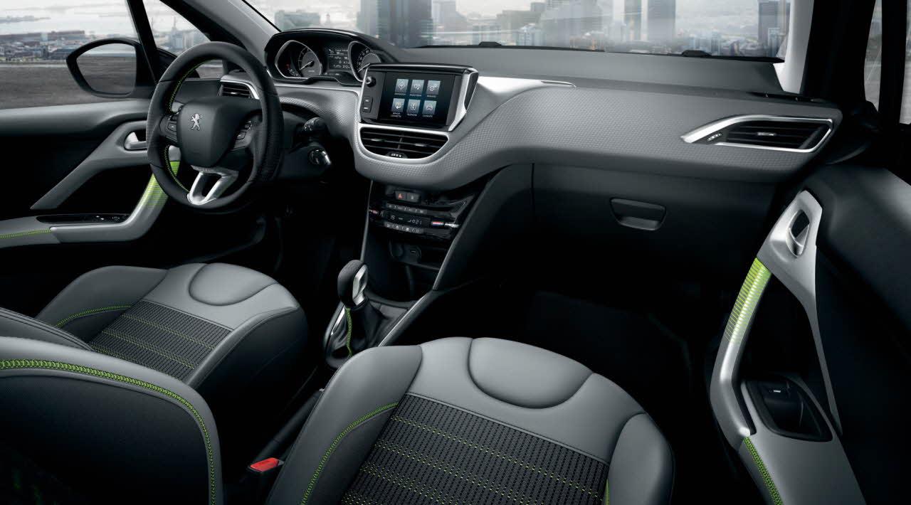PEUGEOT 208 2015 634 FR.img Το ανανεωμένο PEUGEOT 208 χωρίς τέλη κυκλοφορίας και με παγκόσμιο ρεκόρ χαμηλής κατανάλωσης Hatchback, Peugeot, Peugeot 208, Peugeot 208 GTi