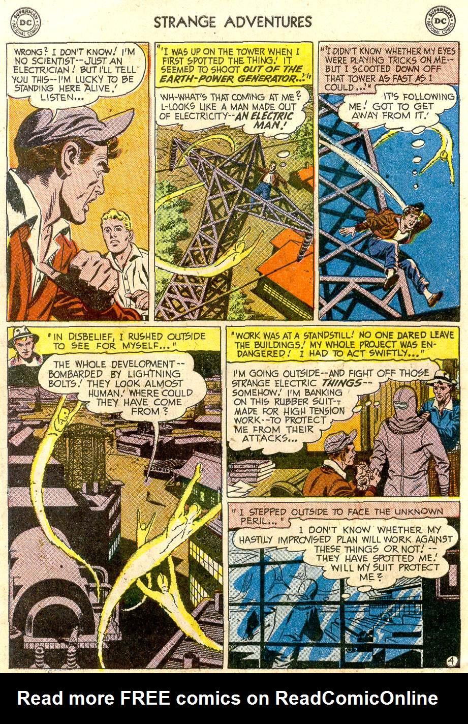 Strange Adventures (1950) issue 54 - Page 6