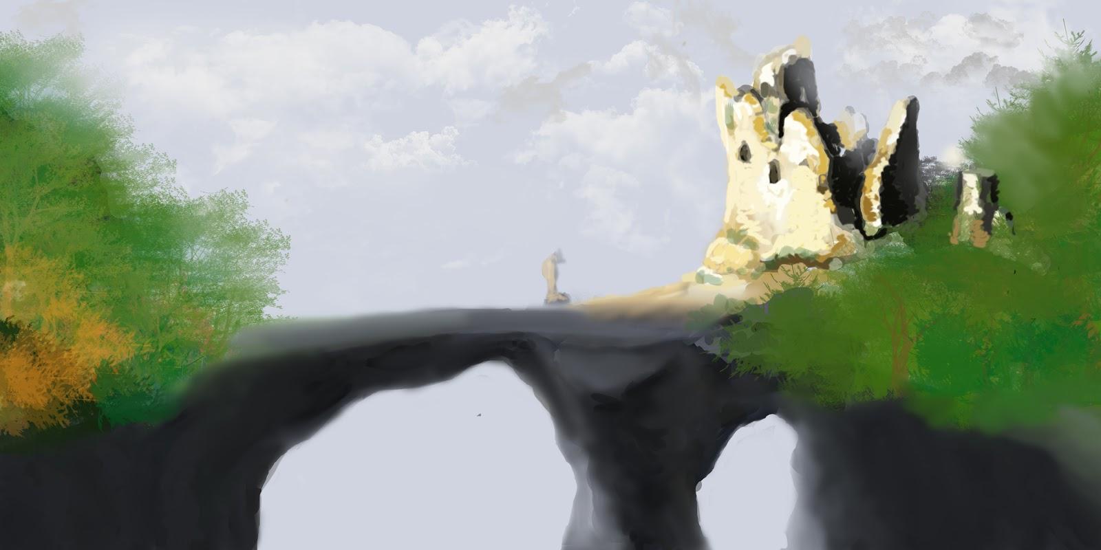 Concept Art Natural Spring