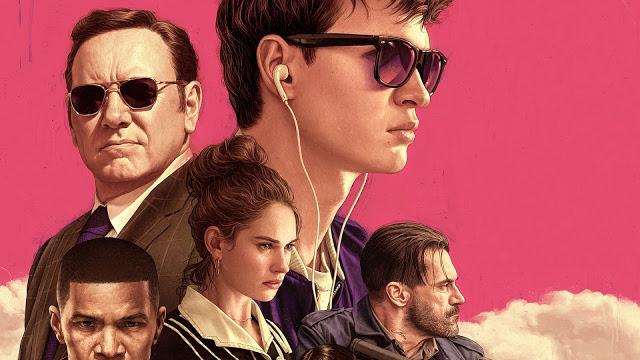 Melhores Filmes de 2017 Baby Driver