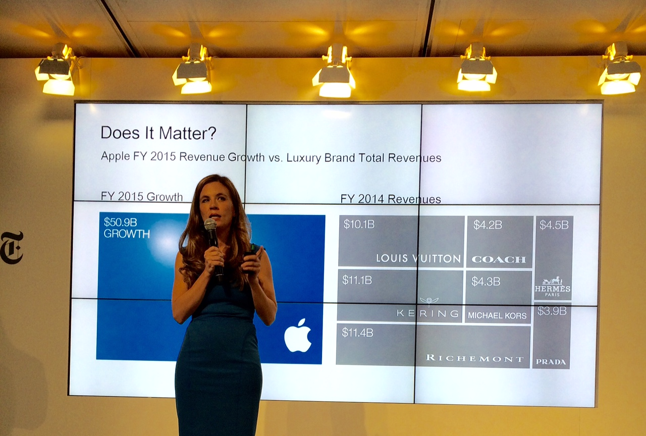 what learnt york times international luxury conference beyond product