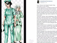 Kecewa dengan Pendaftaran CPNS 2017, Surat Terbuka Bidan Ini untuk Presiden Jokowi Viral!