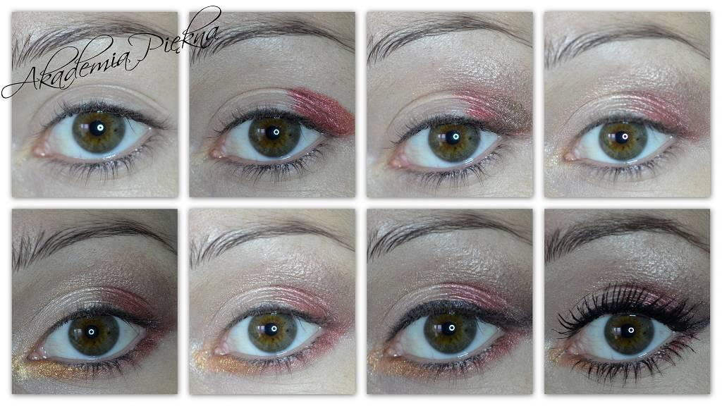Akademia Piękna Makijaż Rozświetlający Oczy