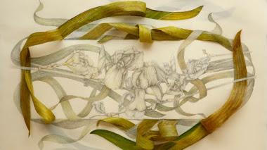 Florilegium: el universo imaginario de plantas y flores de Marta Chirino
