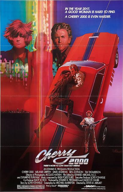 Póster película Cherry 2000