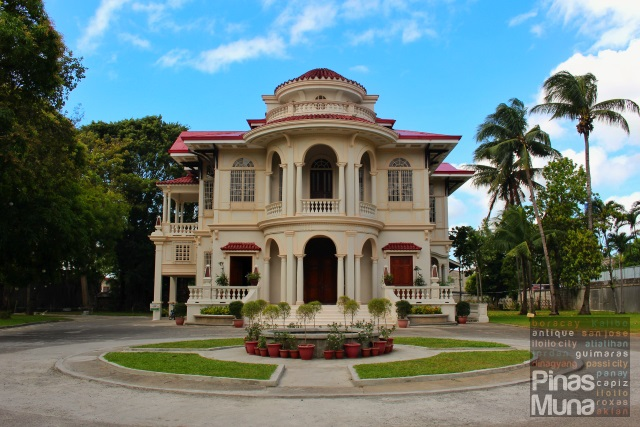 Yusay-Consing Mansion or Molo Mansion in Molo, Iloilo City
