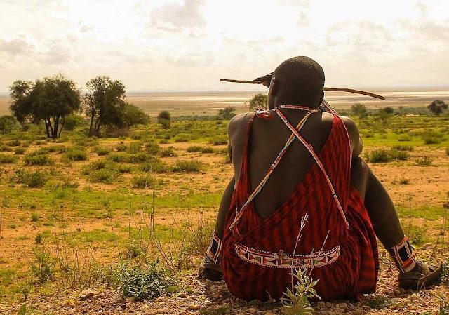 A vida nômade primitiva numa terra mal explorada está mais perto da utopia ecologista.