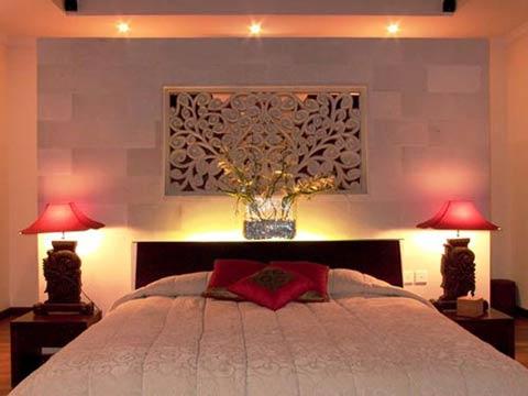 Chọn bóng đèn phòng ngủ
